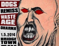 Waste Age – 1.5.14 @ Bridgetown DIY