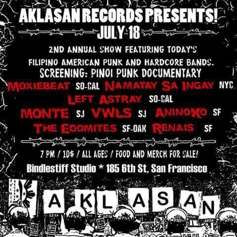 ALASKAN RECORDS PRESENTS - JULY 18, 2015
